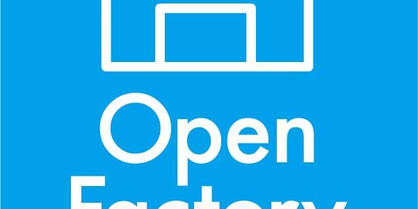 工場見学OpenFactoryロゴ